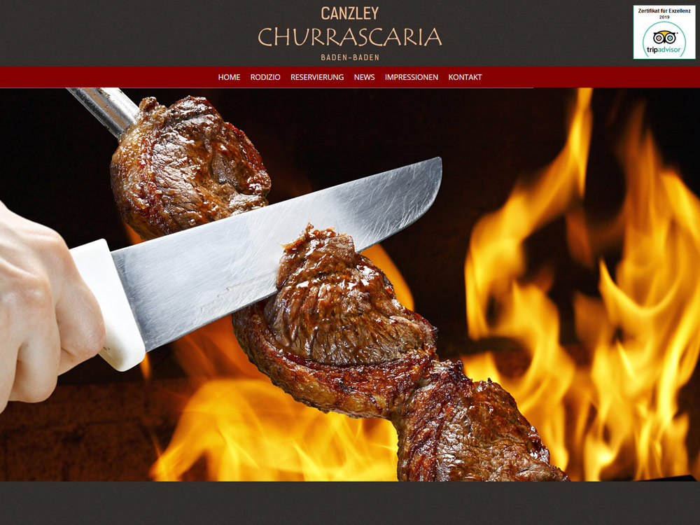 CANZLEY Churrascaria Baden-Baden - Rodizio