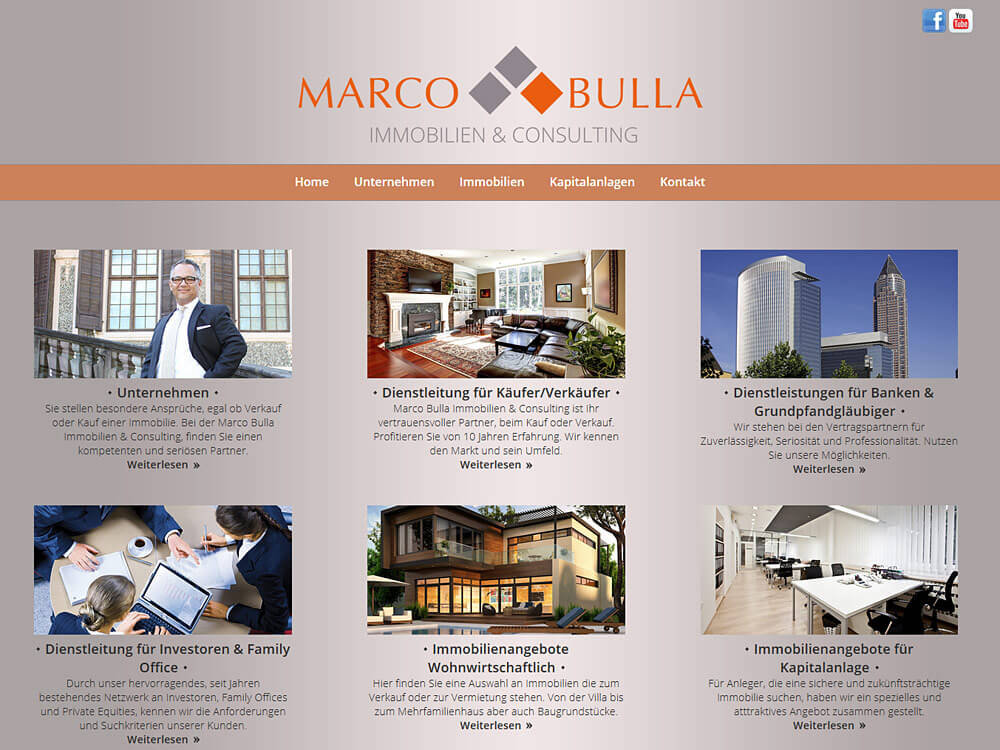 Marco Bulla Immobilien & Consulting