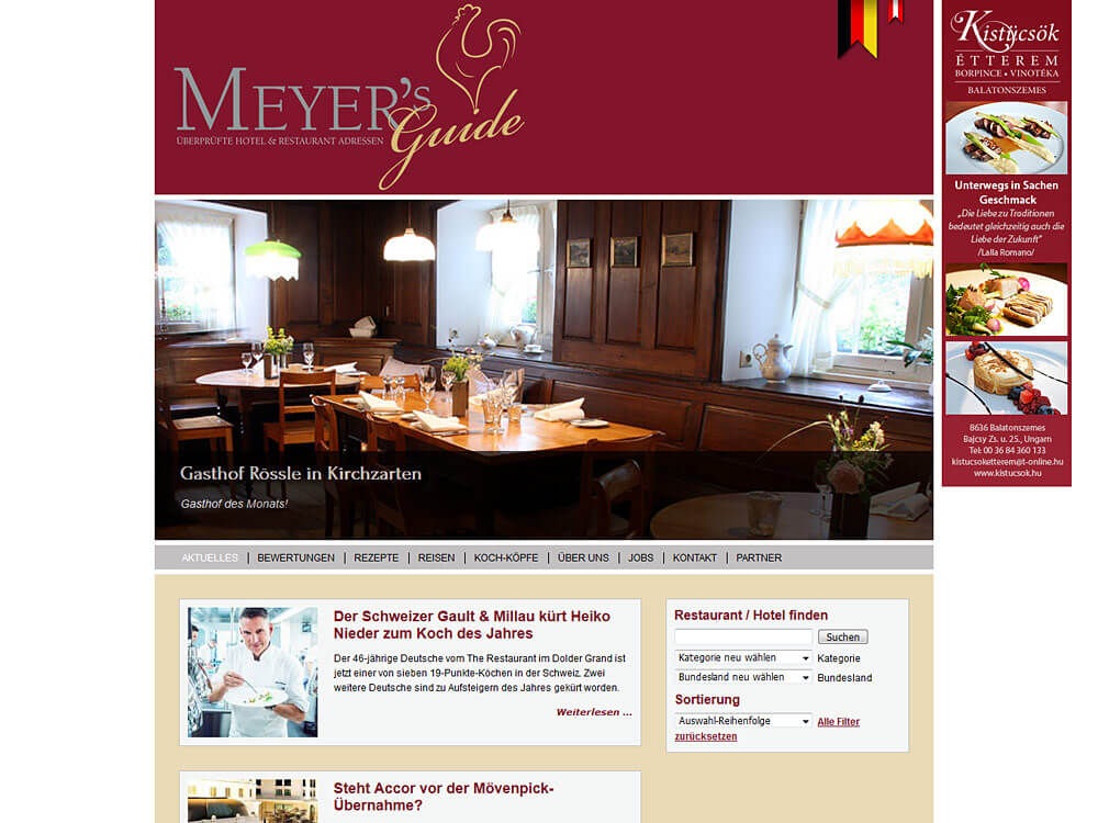 Meyer´s Guide.e.U.